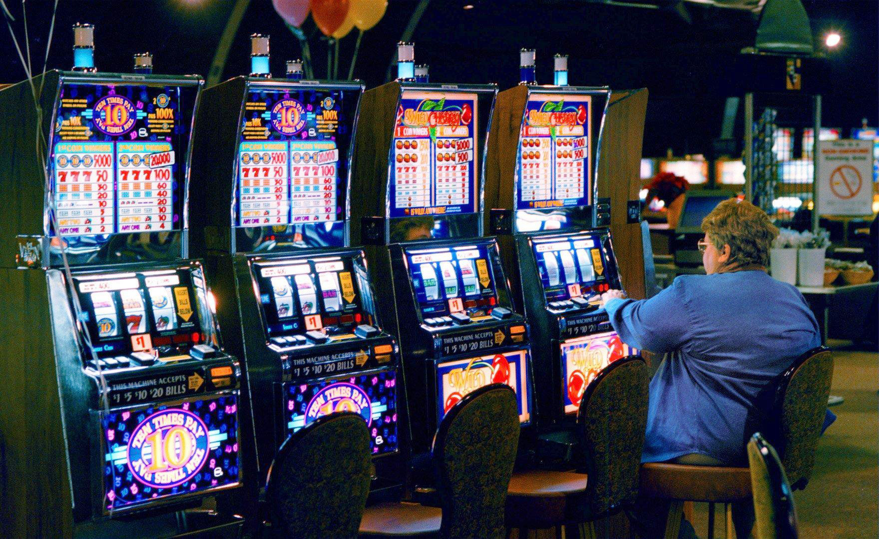 Lottery casino casino slots problems quantifying social costs benefits gambling