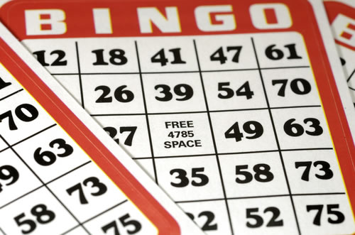 Risk free bingo games
