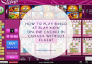 How To Play Bingo At A Casino Or Bar