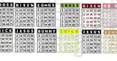 Different Bingo Cards – How to Play Bingo in the UK